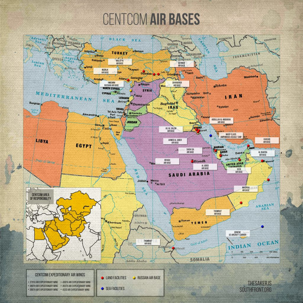 US Airbase in Northeastern Syria. Is It Real?