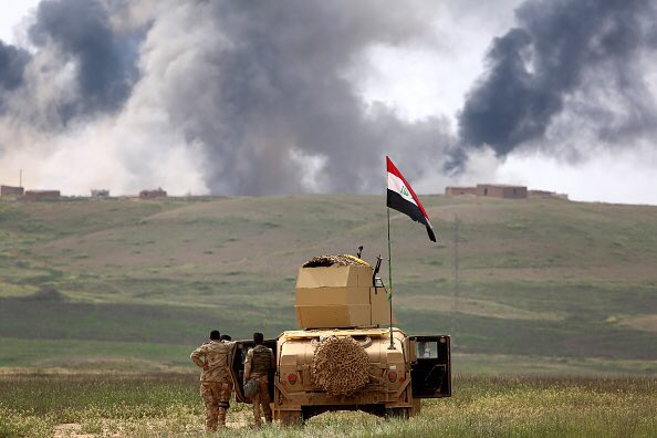 Security Forces Kill 2 High Ranking ISIS Emirs in Central Iraq