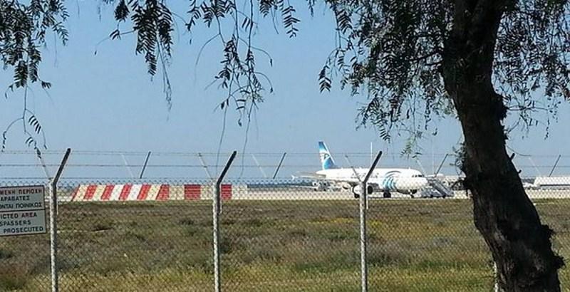EgyptAir flight MS181 hijacker arrested