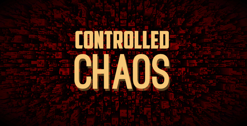 """""""Controlled chaos"""" as a tool of geopolitical struggle"""