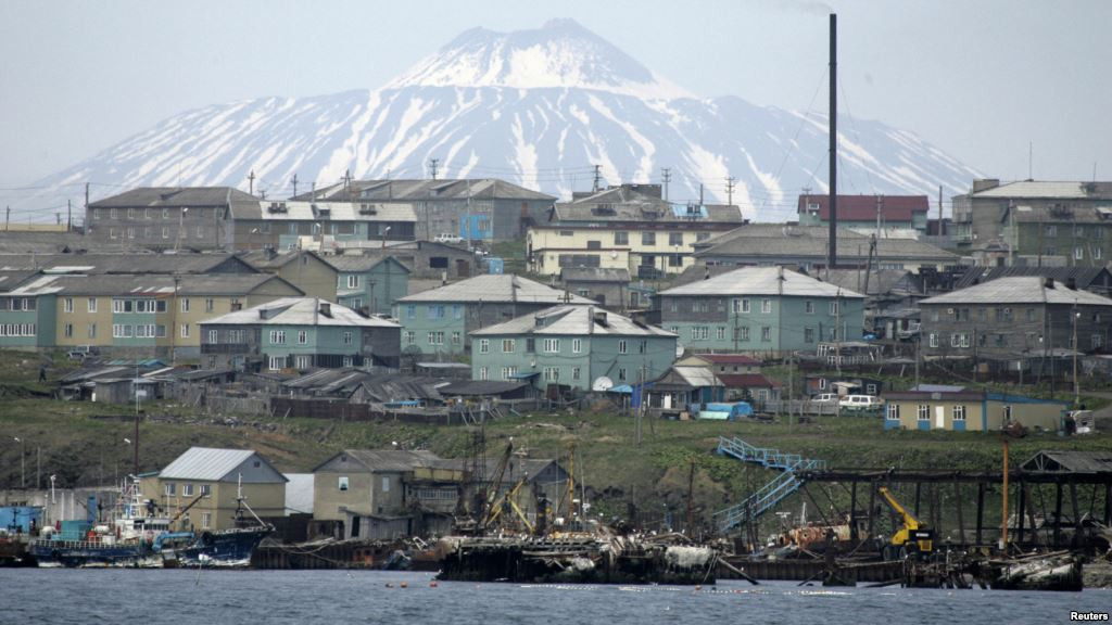 Russia May Deploy Missile Systems on Kuril Islands, Defense Minister Says