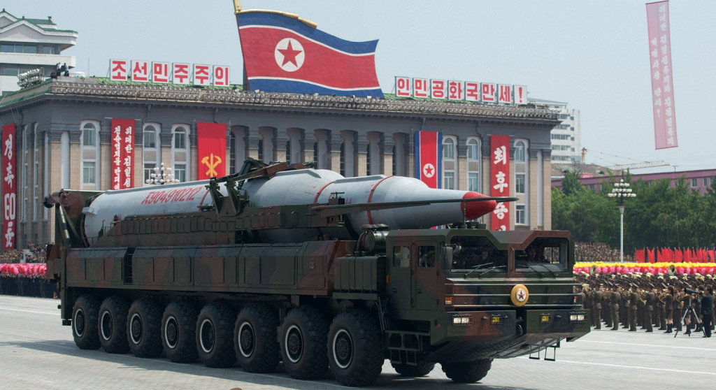 North Korea Fires Two More Ballistic Missiles