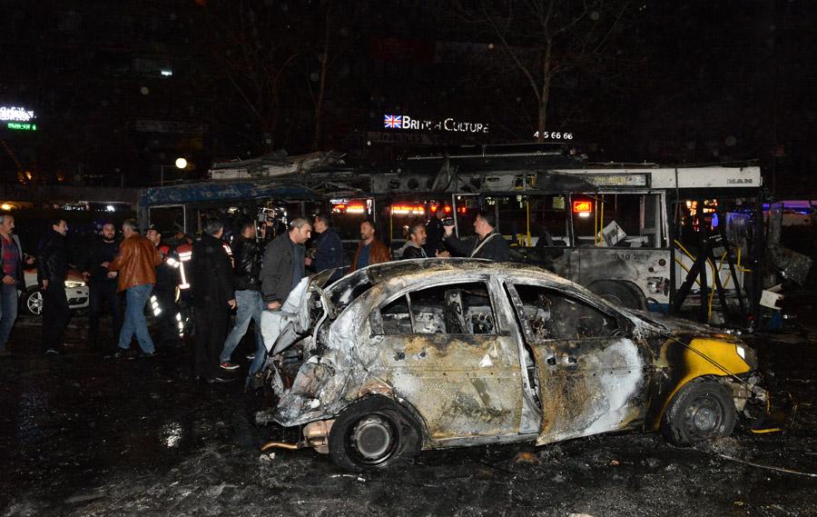 BREAKING: Blast in Ankara, At Least 37 Dead, 125 Injured