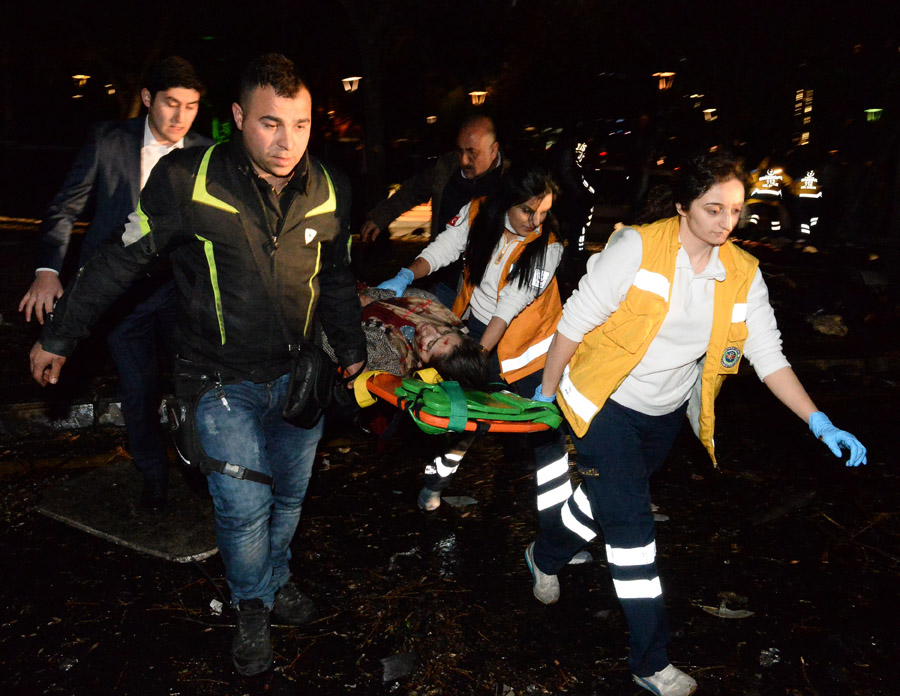 BREAKING: Blast in Ankara, At Least 37 Dead, 125 Injured