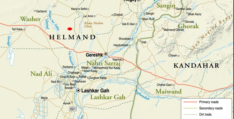 At least 8 killed in a Taliban attack in Helmand, Afghanistan
