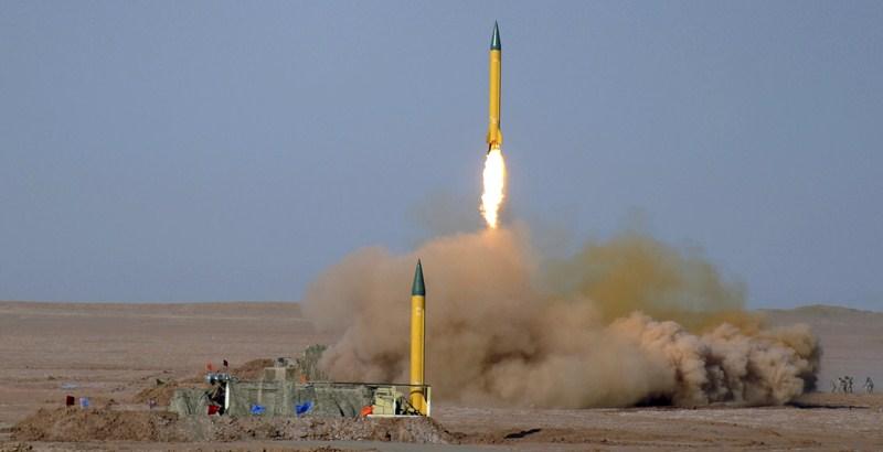 Iran Tests Ballistic Missiles