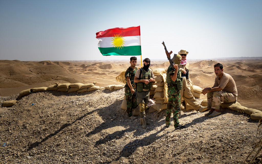 Russia Started Shipping Weapons to Kurds in Iraq