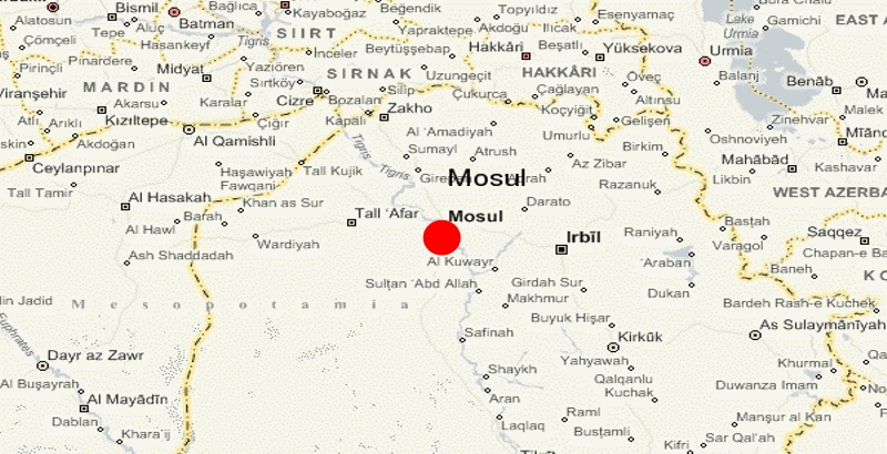 Iraq launches operation to retake Mosul from ISIS: US official
