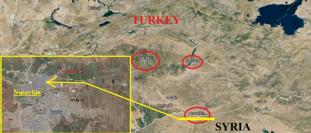 UPDATES: Civil War in Turkey