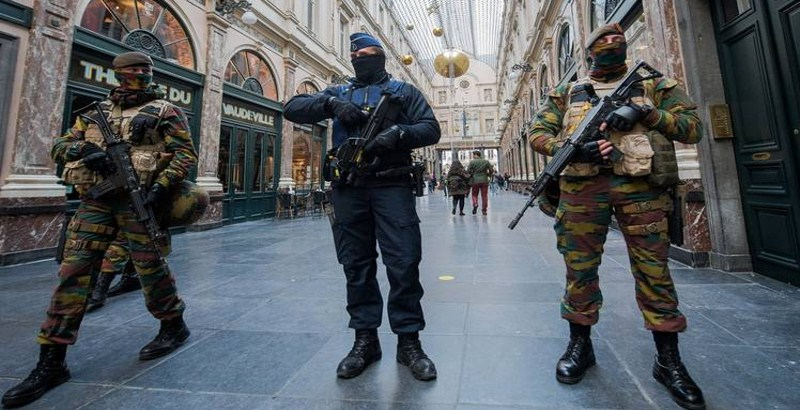 Terrorism threat shifting the EU's shape