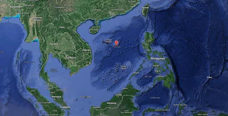 China voices concern over the US militarization in South China Sea