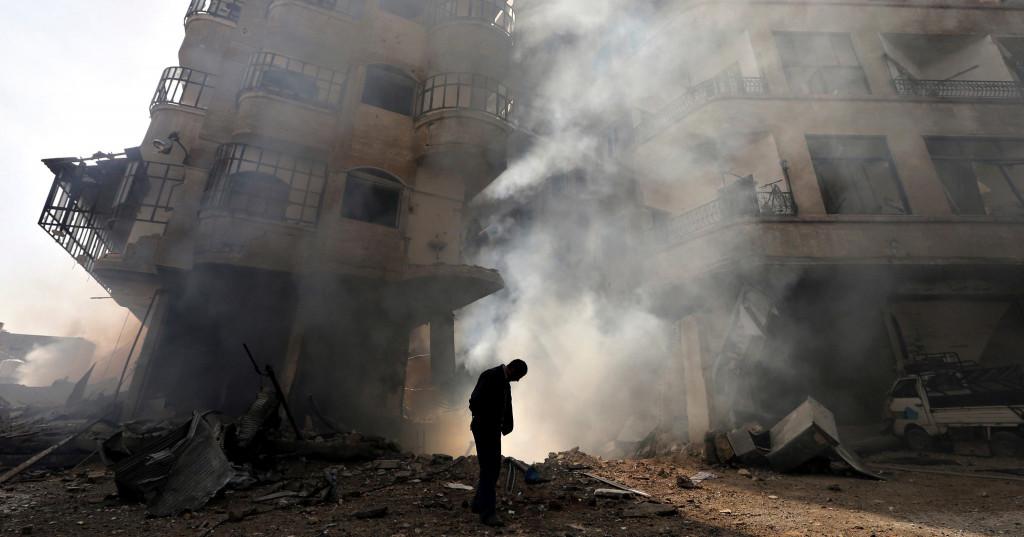 Syria: CIA-Armed Militias Fighting Against Pentagon-Armed Ones