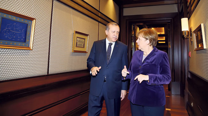 Germany: Gambit of Angela Merkel