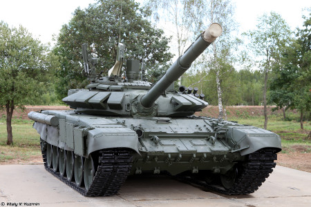 New T-72 variant to enter service