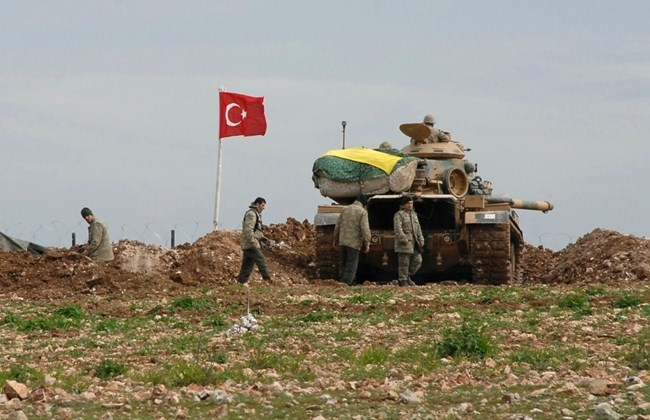 Turkey's Army Opens Fire on Qamishli Residents