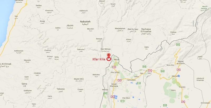 Israeli troops deploy heavily near Lebanon