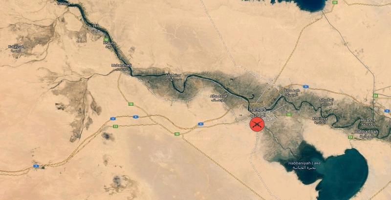 17 ISIS terrorists were killed by Iraqi security forces in Ramadi