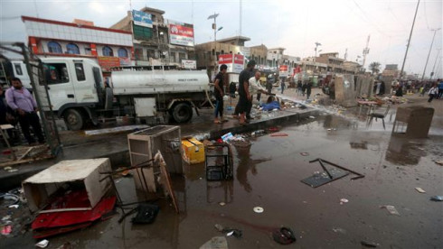 Violence killed 670 Iraqis in February: report