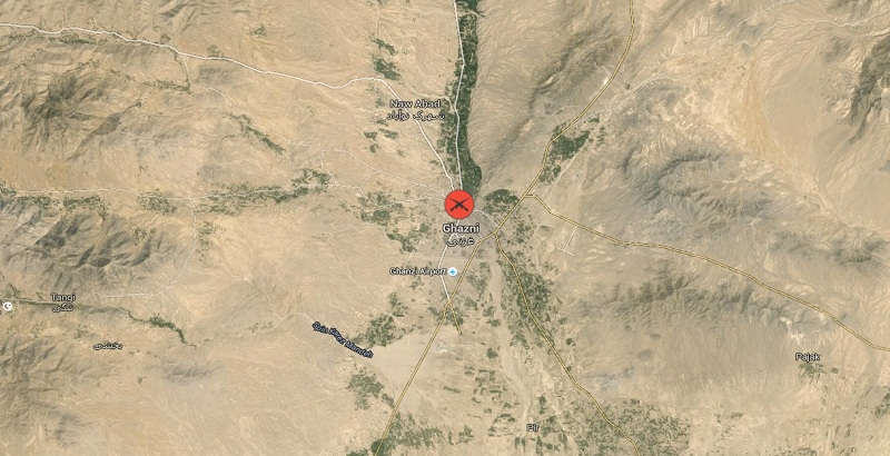 8 Taliban militants killed in Ghazni province of Afghanistan