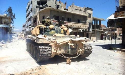 Syria Battlefield Update, March 3