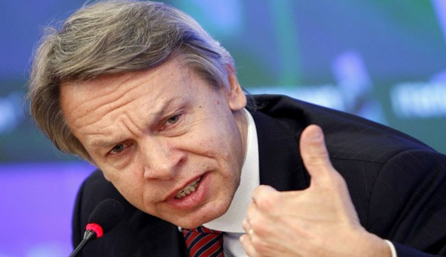Pushkov: The world order is decided in Syria