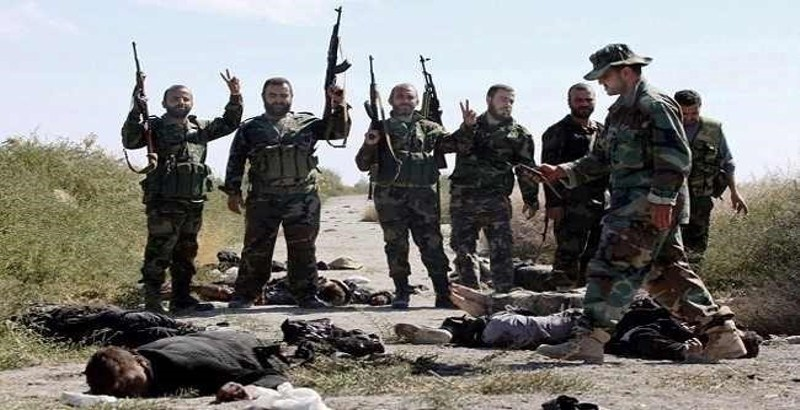 More than 600 ISIS terrorists killed in 3 weeks in Syria