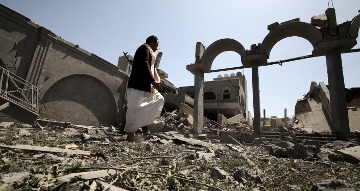 Yemeni Conflict: a year of crisis