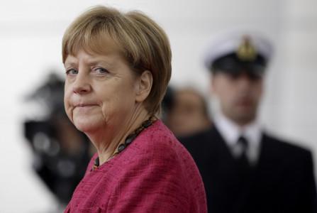 Angela Merkel's Pragmatism Bridged The Divide Between East And West