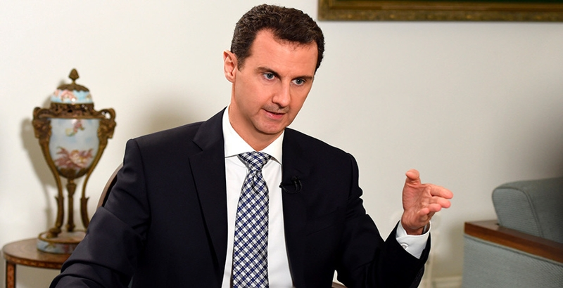 Syrian conflict costs 200 billion USD in five years: Assad