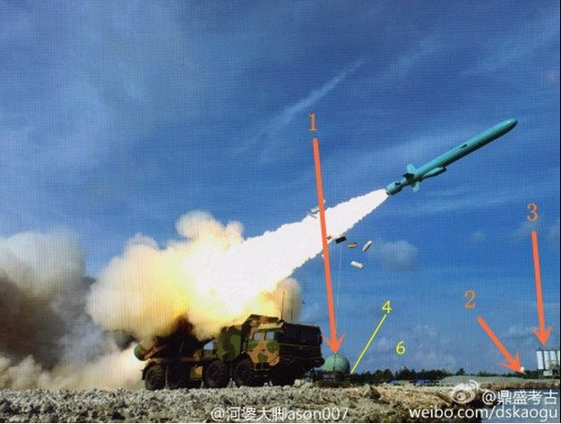 China deploys anti-ship missiles in South China Sea