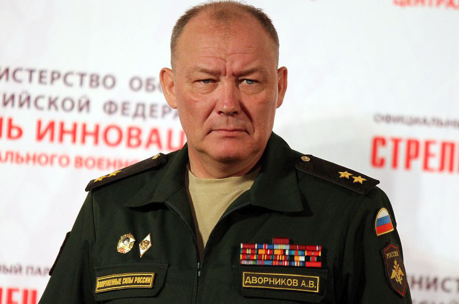 First Interview: The Commander of the Russian Military Grouping in Syria