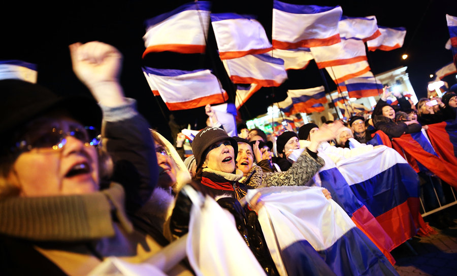 2 Years Later, Russians Still Stand Behind The Decision To Reunite With Crimea
