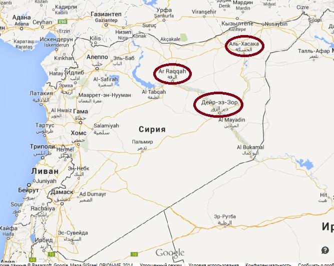 """""""Revolt"""" at Raqqa: ISIS Endgame ?"""