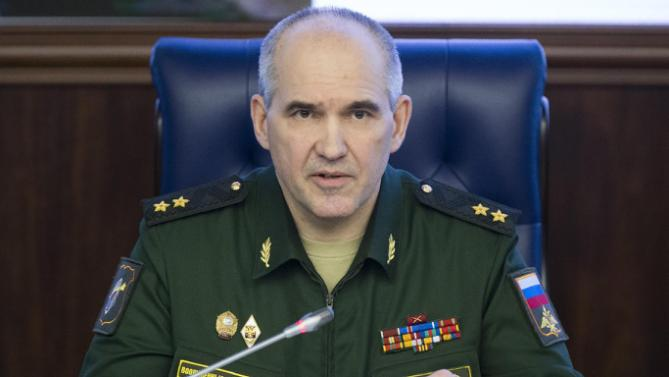 Russia says 2000 ISIS targets destroyed in 20 days of March