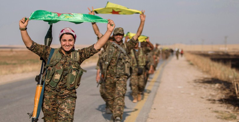 Syrian Kurds to declare federal region in Syria