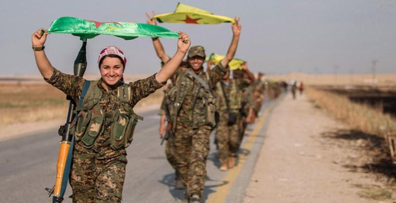 Syrian Kurds to declare federal region in Syria