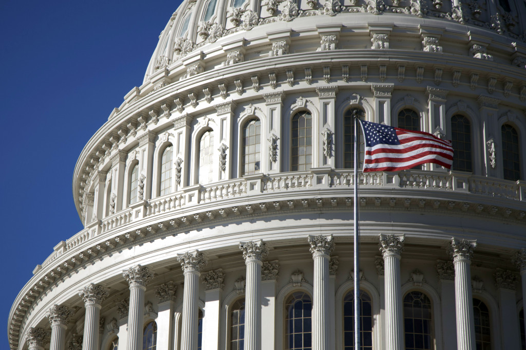 A Police Officer was Shot at US Capitol, Congress and White House on Lockdown