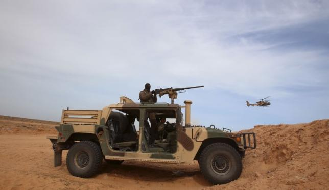 ISIS Cells Attack Army Patrol In Western Tunisia