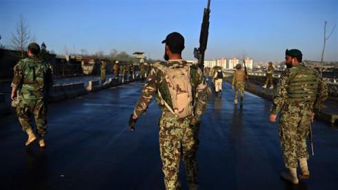 Taliban killed 4 policemen in Afghanistan