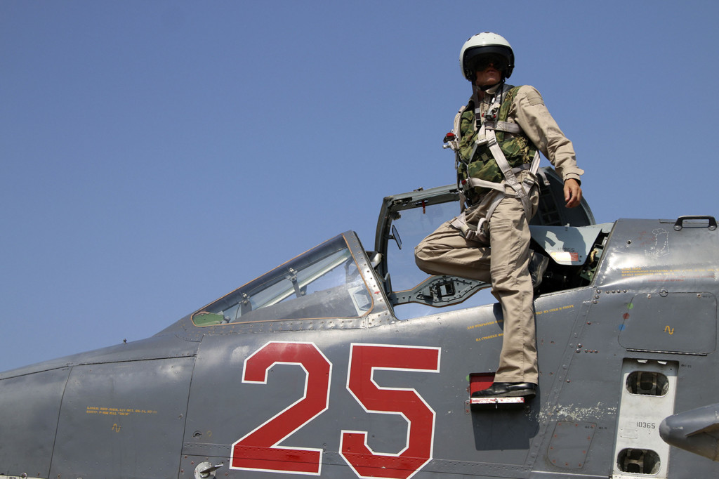 Opinion: The Russian military pullout from Syria