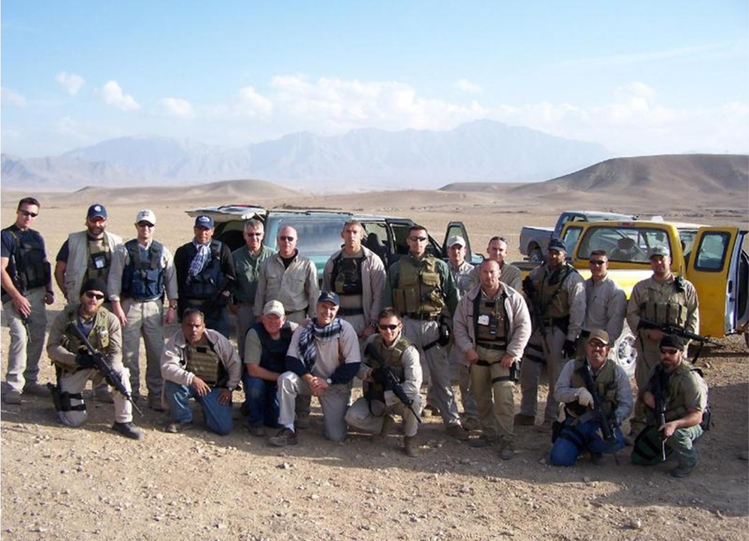 First Group Of Dyncorp Mercenaries Arrived In Yemen And