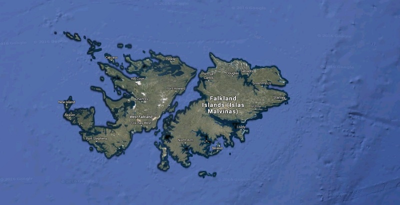 UN says Falkland Islands lie in Argentinian waters, UK rejects