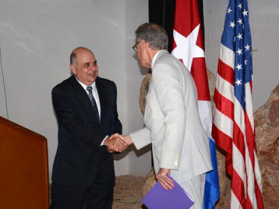 Cuba and the US sign agreement on sea security