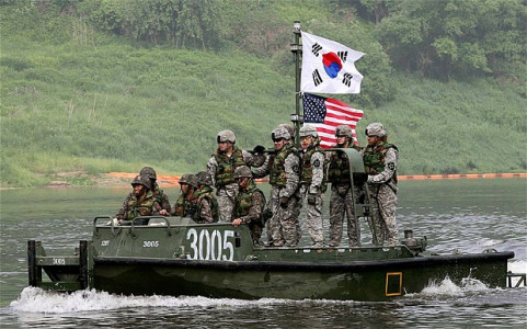 North Korea lost submarine amid US-South Korea military drill: US officials