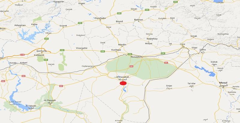 Kurdish area in Syria declares federation in North Syria