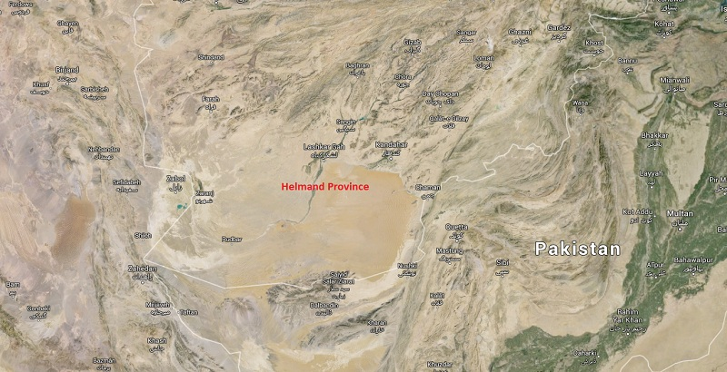 Afghan army killed 10 Taliban militants in Helmand province