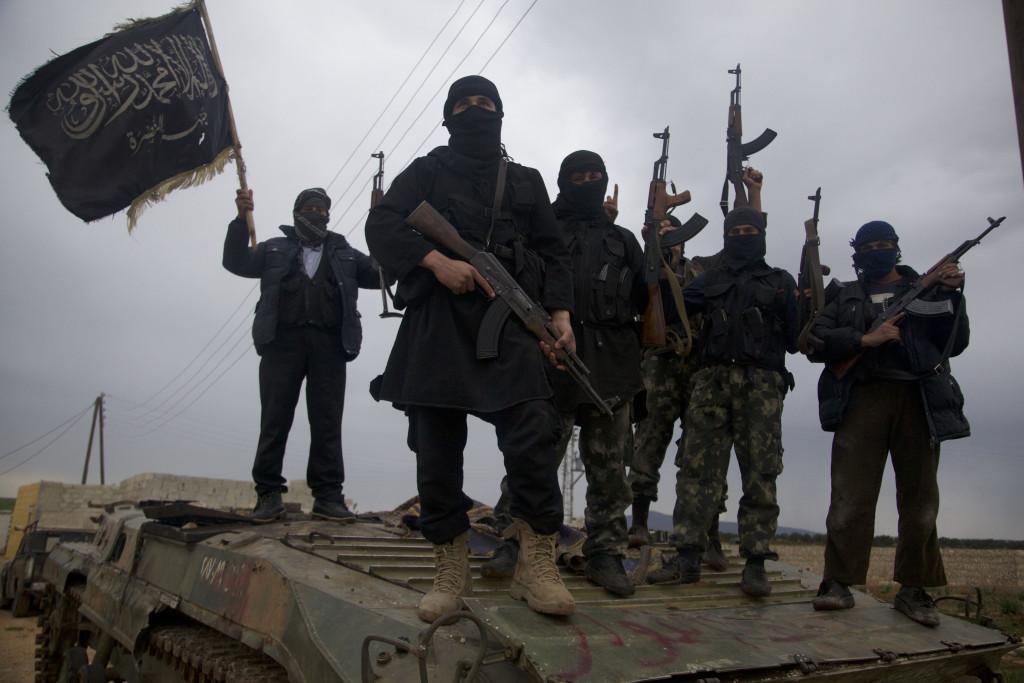 Al Nusra Mobilizes Militants in Hama Province, Syria