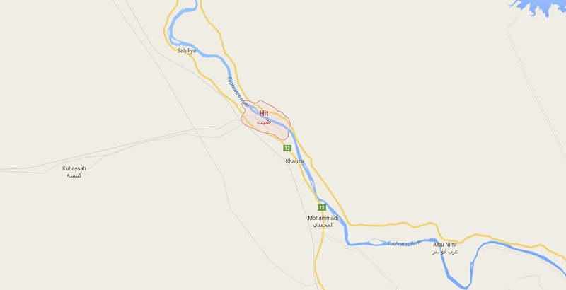 Iraqi forces liberate a strategic village from ISIS near Anbar