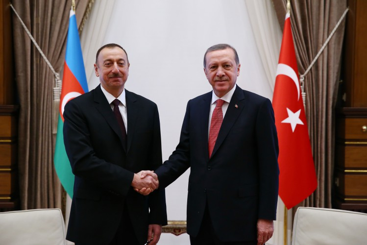 Turkey Tries to Play Azerbaijani Card