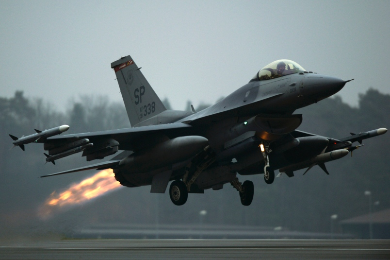 US Warplane Crashes in Afghanistan